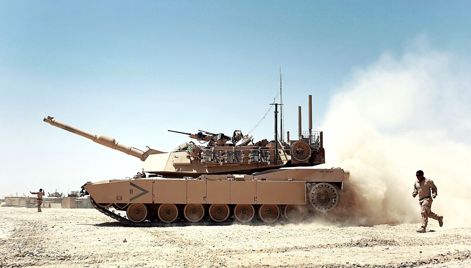Dusty-Military-Vehicle-in-Desert