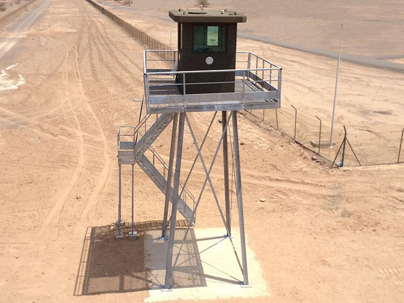 Keeping-Military-Guard-Booths-Clean-in-the-Desert-or-Other-Harsh-Locations