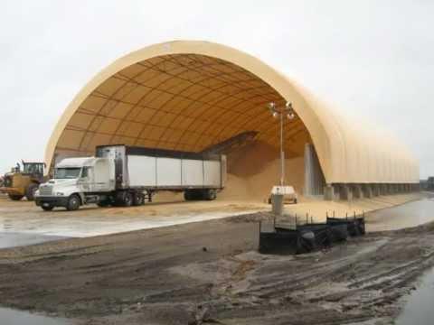Semi-Truck-Leaving-Grain-Farm
